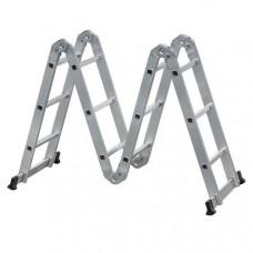 Escada Articulada 3x4 em Alumínio Vonder