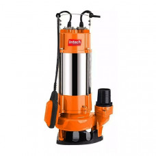 BOMBA SUBMERSA 1CV ÁGUA SUJA BSD1000 INTECH MACHINE