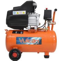 Compressor de Ar 8,0 Pés 25 Litros 2,5HP 160L/m  2 Saídas 220V - Vulcan