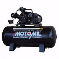 Compressor 3hp Cmw-15/175 Monofásico 140libras - Schulz