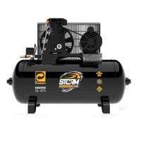 Compressor 2cv Mono Storm 10/100L Pressure