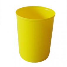 Lixeira plástica cônica 13L sem tampa
