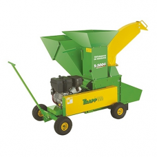 Trituradores de galhos, troncos e resíduos orgânicos TR 500G - Trapp