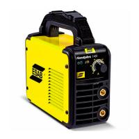 Inversor De Solda 140 Amperes Para Eletrodo Revestido - Handyarc 140i - Esab