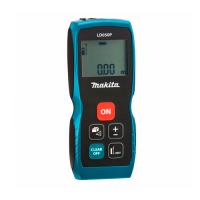 Medidor Distância Trena Laser 50Mts LD050P - Makita